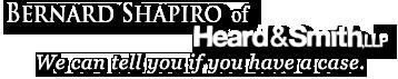 Bernard Shapiro SSD/SSI Attorneys